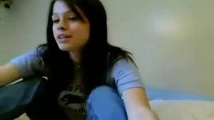Dark haired, Zoe Vaught fell for a younger guy and fucking him to satisfy her desires