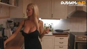 Roxy Angelo gorgeous blonde cougar fucked by her husband