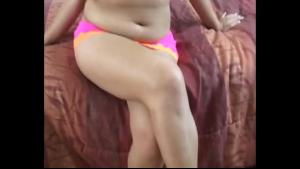 Skinny Audrey is gently sucking her lover's dick to make it hard enough for the rim of her pussy